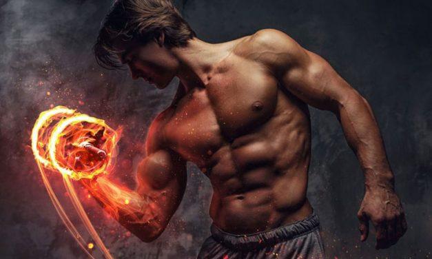 Como ganhar massa muscular e ficar forte