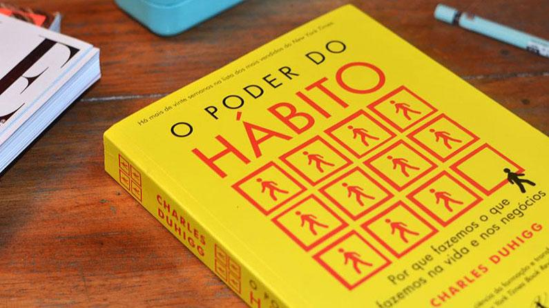 Livro O Poder do Hábito – Hábitos x Emagrecer